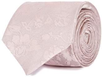 Paul Smith Floral-jacquard Silk Tie