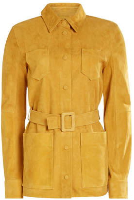 Victoria Beckham Victoria Suede Jacket