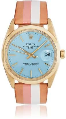 Rolex La Californienne Women's 1968 Oyster Perpetual Date Watch