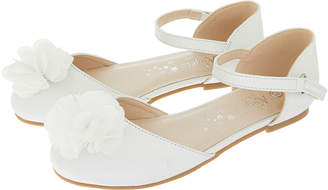 787928b648ef Ivory Flower Girl Shoes - ShopStyle UK