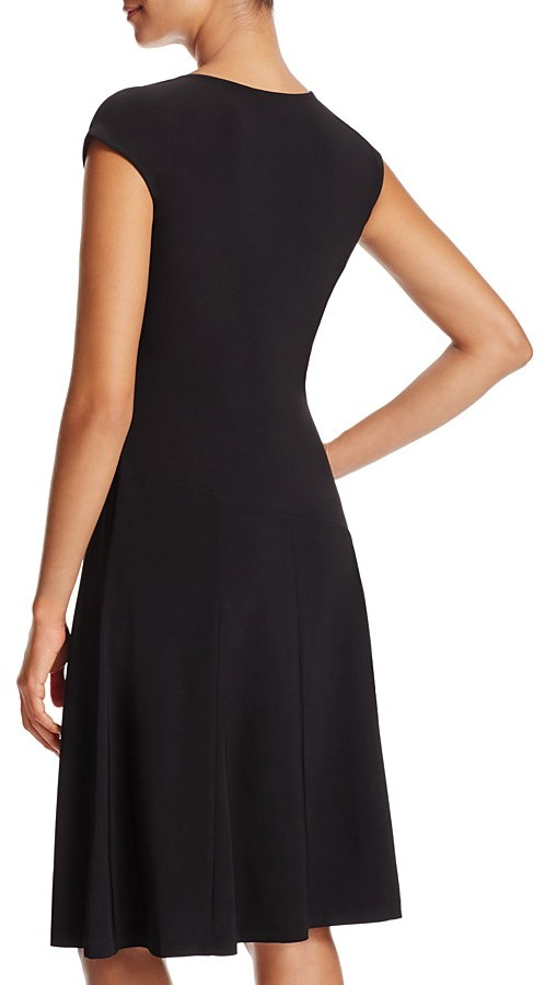 NIC and ZOE Faux Wrap Dress 2