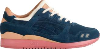 Asics Gel-Lyte III Packer Shoes x J. Crew Navy Buck