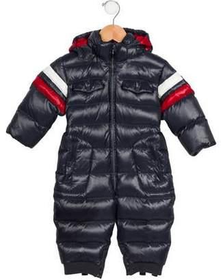 03d5dbc60 ADD Boys' Hooded Down Snowsuit