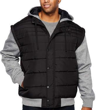 Zoo York Hooded Heavyweight Woven Jacket - Big and Tall