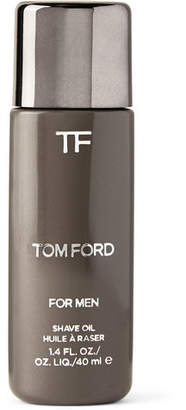 Tom Ford Shave Oil, 40ml