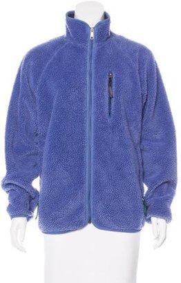Patagonia Fleece Zip Jacket $75 thestylecure.com