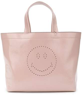 Anya Hindmarch wink soft shopper bag