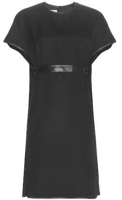 Valentino Wool crepe dress