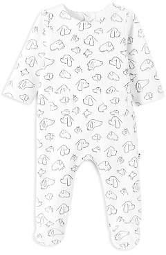 Jacadi Boys' Dog-Print Footie - Baby