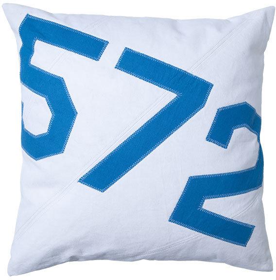 Sail Pillow - Blue