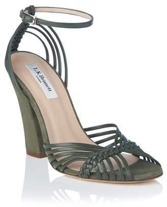 LK Bennett Lillybelle Strappy Ankle Strap Sandal