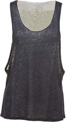 Majestic Filatures Layered Tank Top