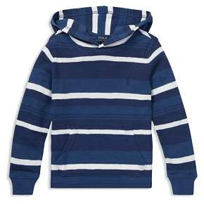 Ralph Lauren Boys' Striped Hoodie - Little Kid