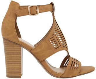 Miss Shop Tan Sandal