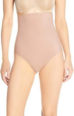Spanx R) Suit Your Fancy High Waist Thong