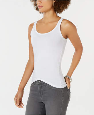 Style&Co. Style & Co Scoop-Neck Tank Top