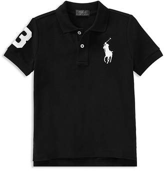 Polo Ralph Lauren Boys' Cotton Mesh Polo - Little Kid