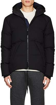Isaora Men's Voyager Down-Quilted Jacket