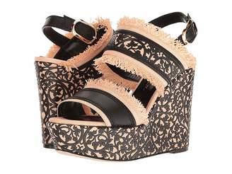 Oscar de la Renta Talitha 75MM Women's Shoes