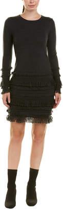Trina Turk Sass 2 Wool Sweaterdress
