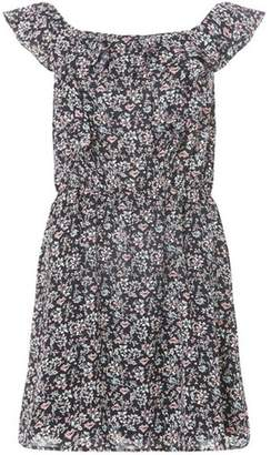 Dorothy Perkins Womens **Only Multi Colour Fit and Flare Dress
