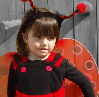 Ladybird Wild Things Funky Little Dresses Girls Dress Up Costume