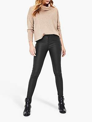 Oasis Coated Lily Skinny Jeans