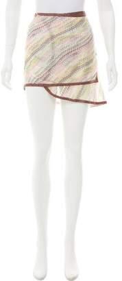 Missoni Mini Wrap Skirt