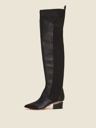 DKNY Blare Over-The-Knee Boot