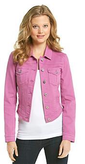 Oneworld® Purple Denim Jacket
