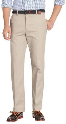 Izod Big & Tall Twill Flat-Front Pants