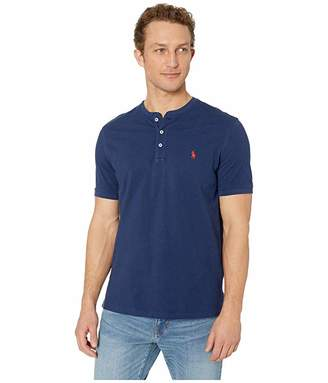 70470fcdf Polo Ralph Lauren Featherweight Mesh Short Sleeve Knit Henley