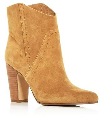Vince Camuto Women's Creestal Pointed-Toe High-Heel Booties