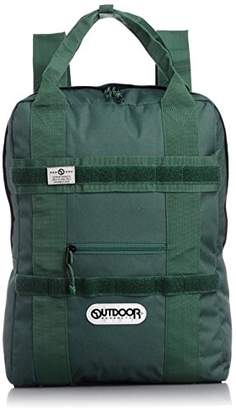 Outdoor Products (アウトドア プロダクツ) - [アウトドアプロダクツ] OUTDOOR 2wayリュック LODB104 KH (カーキ)