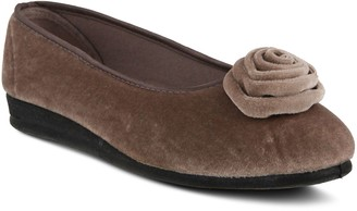 Spring Step Flexus by Roseloud Women's Ballet Flats