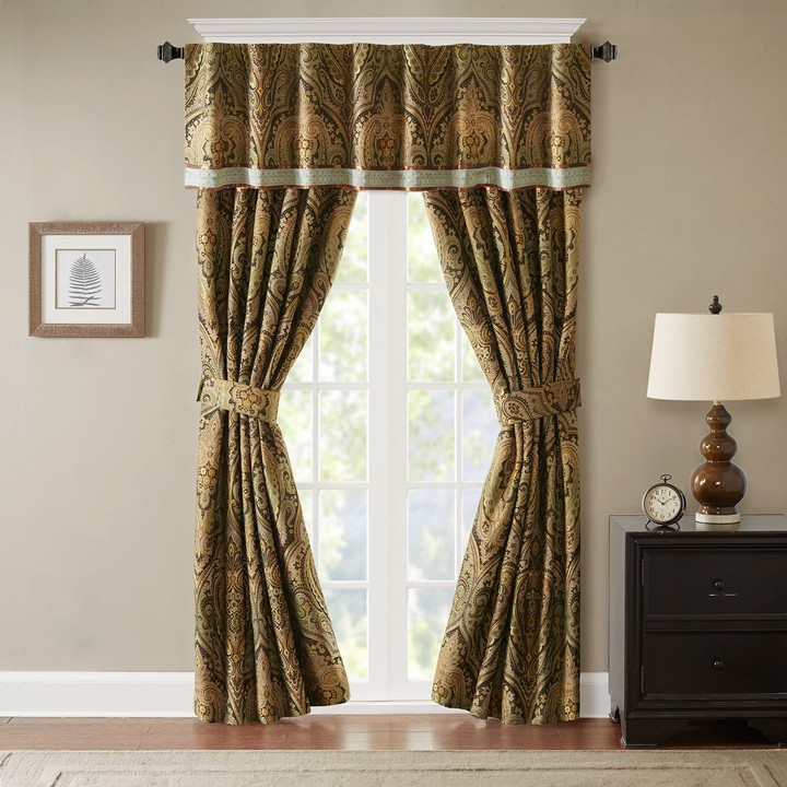 Hampton Hill Canovia Springs Window Curtain