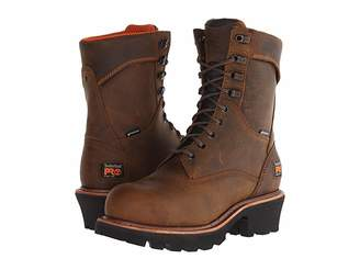Timberland 9 Rip Saw Logger Steel Toe WP
