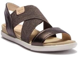 Ecco Damara 2-Strap Sandal