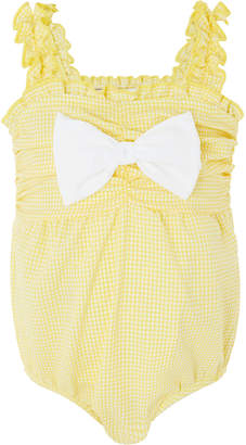 Monsoon Baby Bella Bow Swimsuit