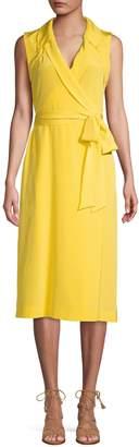 Diane von Furstenberg Augusta Silk Wrap Dress
