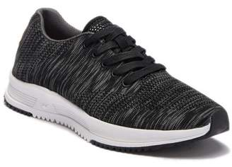 Freewaters Tall Boy Knit Perforated Trainer Sneaker