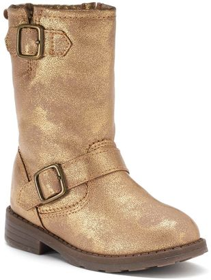 Carter's Aqion Toddler Girls' Riding Boots $44.99 thestylecure.com