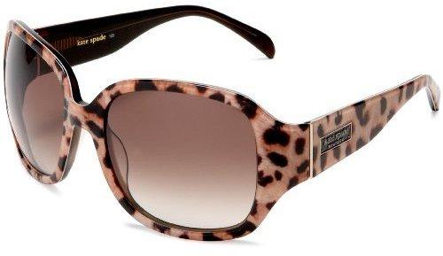 Kate Spade Women's Kelley Plastic Sunglasses