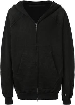 Niløs long sleeved hooded sweater