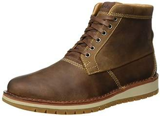 Clarks Men's Varby Top Classic Boots, Brown (Tan Leather-)