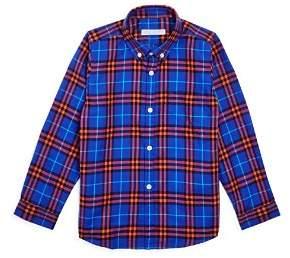 Burberry Boys' Flannel Check Shirt- Little Kid, Big Kid