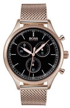 HUGO BOSS Companion Bracelet Watch