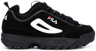 Fila suede low-top sneakers