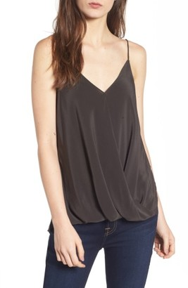 Women's Bailey 44 Falafel Bubble Hem Silk Camisole $138 thestylecure.com