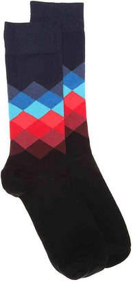 Happy Socks Diamond Crew Socks - Men's
